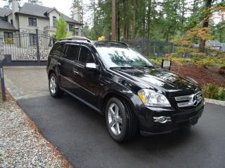 Used 2009 Mercedes-Benz GL-Class BLUE TEC DIESEL DOC FEE $ 195.00 for sale in Surrey, BC