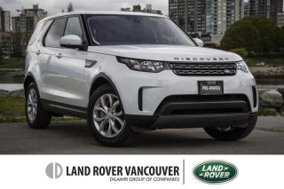Used 2018 Land Rover Discovery SE *Certified Pre-Owned 6yr/160,000km Warranty! for sale in Vancouver, BC