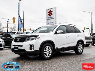 Used 2015 Kia Sorento LX AWD ~Heated Seats ~Bluetooth for sale in Barrie, ON