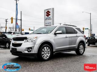Used 2011 Chevrolet Equinox 1LT AWD ~3.0L V6 for sale in Barrie, ON