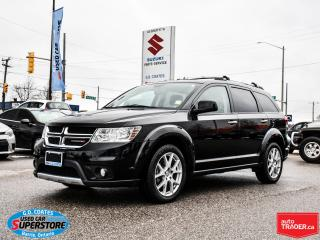 Used 2016 Dodge Journey R/T AWD ~7 Passenger ~Heated Seats + Wheel for sale in Barrie, ON
