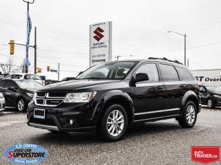Used 2016 Dodge Journey SXT 7 Passenger for sale in Barrie, ON