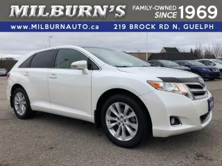 Used 2015 Toyota Venza XLE AWD for sale in Guelph, ON