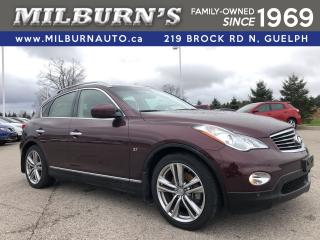 Used 2015 Infiniti QX50 Journey AWD Premium for sale in Guelph, ON