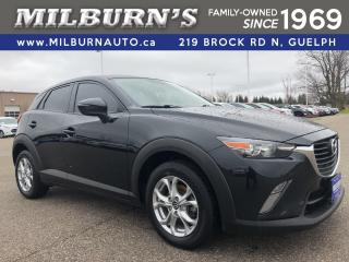 Used 2016 Mazda CX-3 GS / Sunroof for sale in Guelph, ON