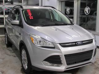 Used 2015 Ford Escape SE AWD *TOIT-CUIR-CAMÉRA* for sale in Lévis, QC