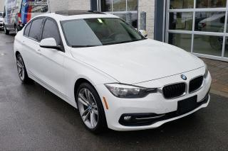 Used 2016 BMW 320 Xdrive Sport Line for sale in Dorval, QC