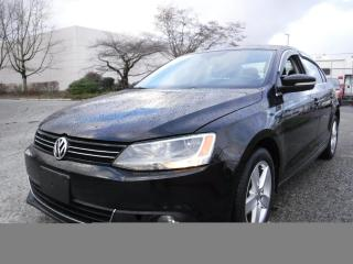 Used 2012 Volkswagen Jetta TDI Diesel for sale in Burnaby, BC