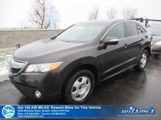 Used 2015 Acura RDX TECH PKG | AWD | NAV | SUNROOF | REAR CAM | LEATHER | CRUISE CONTROL | POWER PACKAGE | ALLOYS for sale in Guelph, ON