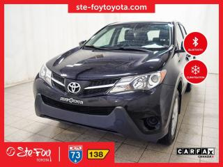 Used 2014 Toyota RAV4 Le Awd A/c for sale in Québec, QC