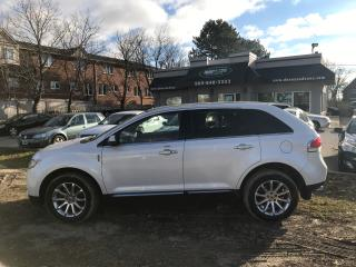 Used 2011 Lincoln MKX AWD for sale in Mississauga, ON