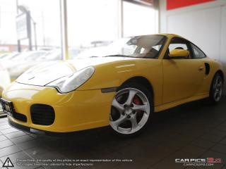 Used 2001 Porsche 911 Carrera Turbo (996) for sale in Toronto, ON