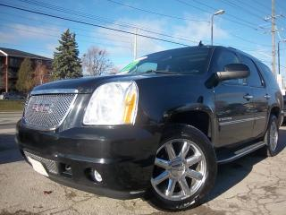 Used 2009 GMC Yukon Denali for sale in Whitby, ON