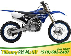 New 2018 Yamaha YZ250F Power & Mass Centralization for sale in Tilbury, ON