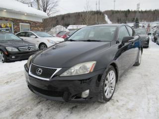 Used 2009 Lexus IS 250 SDN AWD for sale in Québec, QC