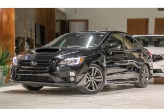 Used 2016 Subaru WRX Sport Tech Pkg Navi for sale in Montréal, QC