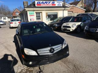 Used 2009 Mercedes-Benz C-Class 3.0L for sale in London, ON