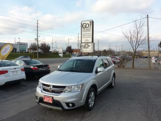 Used 2012 Dodge Journey SXT for sale in Kitchener, ON