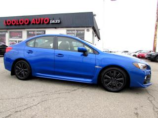 Used 2015 Subaru Impreza WRX WRX Sport-Tech Pkg AWD NAVIGATION CAMERA CERTIFIED WARRANTY for sale in Milton, ON