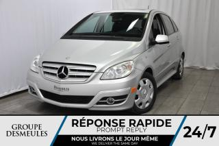 Used 2010 Mercedes-Benz B200 Automatique * Bluetooth * Toit Ouvr. for sale in Laval, QC
