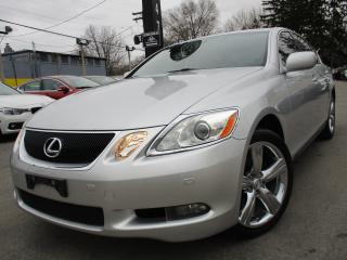 Used 2006 Lexus GS 300 GS 300 AWD~LOW KMS ONLY 91KMS~SUNROOF~LEATHER for sale in Burlington, ON