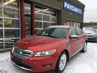 Used 2010 Ford Taurus LIMITED for sale in Kitchener, ON