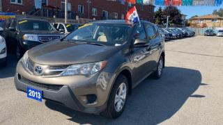 Used 2013 Toyota RAV4 FWD 4DR for sale in Toronto, ON