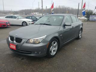 Used 2008 BMW 5 Series 535i for sale in Barrie, ON