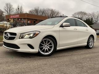 Used 2018 Mercedes-Benz CLA-Class CLA 250-4MATICNAVI-LED-BLINDSPOT-REAR CAM for sale in Mississauga, ON