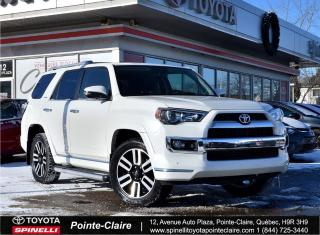 Used 2015 Toyota 4Runner Ltd+gps for sale in Pointe-Claire, QC