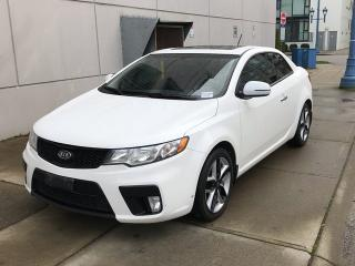 Used 2012 Kia Forte Koup SX for sale in Richmond, BC
