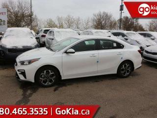 New 2019 Kia Forte EX; HEATED SEATS, BACKUP CAMERA, BLUETOOTH, A/C, ALLOY RIMS for sale in Edmonton, AB