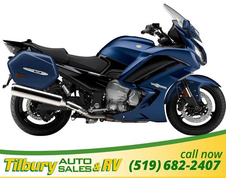 2018 Yamaha FJR1300ES ABS