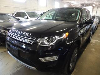 Used 2015 Land Rover Discovery Sport HSE LUXURY, 7 PASSENGERS, NAVI, PANO ROOF for sale in Mississauga, ON