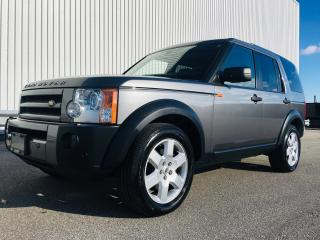 Used 2007 Land Rover LR3 HSE for sale in Mississauga, ON