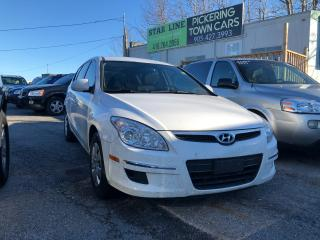 Used 2012 Hyundai Elantra Touring GL for sale in Pickering, ON