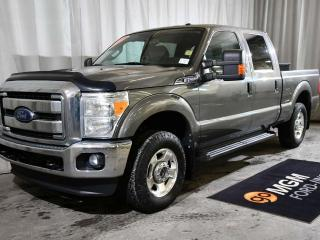 Used 2012 Ford F-250 Super Duty SRW XLT 4x4 Crew Cab Pickup 156.2 in. WB for sale in Red Deer, AB