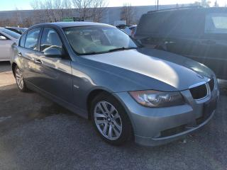 Used 2007 BMW 3 Series 328I for sale in Pickering, ON