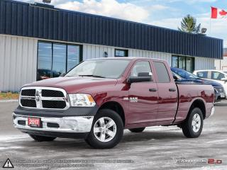 Used 2017 Dodge Ram 1500 ST,4X4,TOW PKG,QUADCAB for sale in Barrie, ON