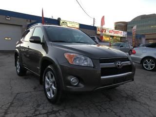 Used 2009 Toyota RAV4 LIMITED  for sale in Oakville, ON