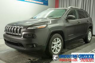 Used 2016 Jeep Cherokee for sale in Chicoutimi, QC