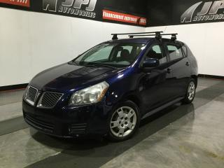 Used 2009 Pontiac Vibe for sale in Carignan, QC