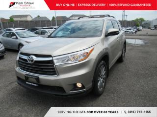 Used 2016 Toyota Highlander XLE for sale in Toronto, ON