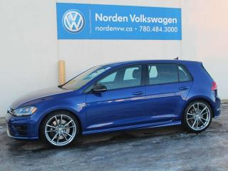Used 2017 Volkswagen Golf R 2.0T 4MOTION AWD - VW CERTIFIED for sale in Edmonton, AB