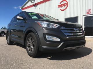 Used 2013 Hyundai Santa Fe Luxury for sale in Tillsonburg, ON