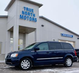 Used 2015 Chrysler Town & Country TOURING for sale in Selkirk, MB