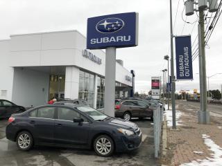 Used 2015 Subaru Impreza 4 portes Cvt 2.0i Touring for sale in Gatineau, QC