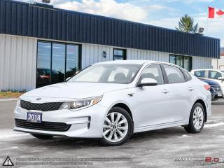 Used 2018 Kia Optima LX+ for sale in Barrie, ON