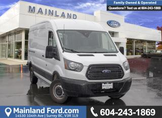 Used 2017 Ford TRANSIT-250 *LOCALLY DRIVEN* for sale in Surrey, BC