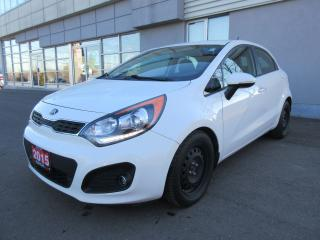 Used 2015 Kia Rio SX for sale in Mississauga, ON